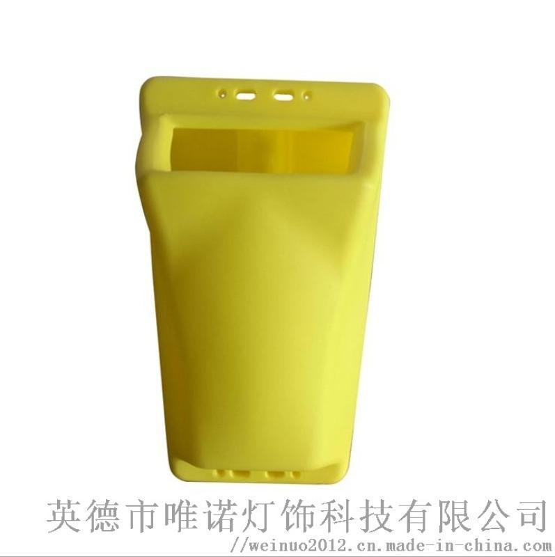 滾塑加工廠直銷手推式清潔洗地機塑料配件 PE外殼