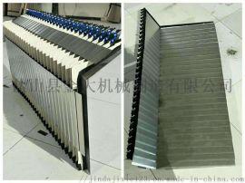 哈斯ST20数控车床专用钢板盖板防护罩回购率高