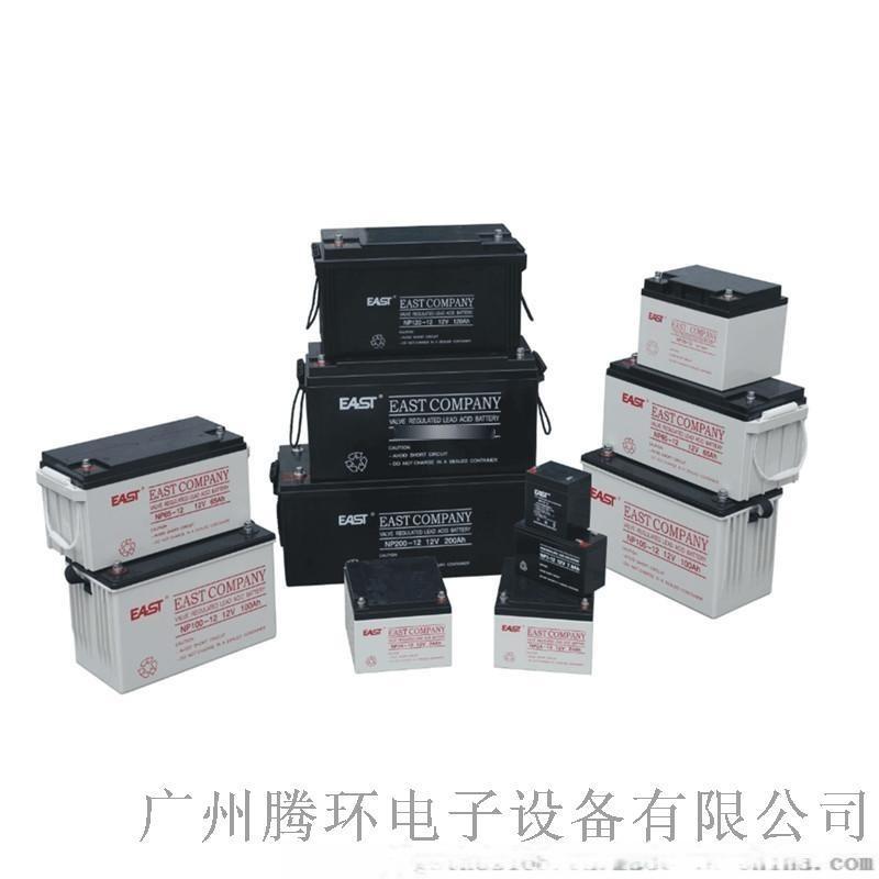 易事特蓄電池NP24-12鉛酸蓄電池12V24AH