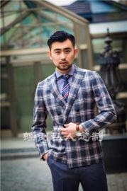 南京精品西装 男士西装套装定制价格  蝶创私人定制