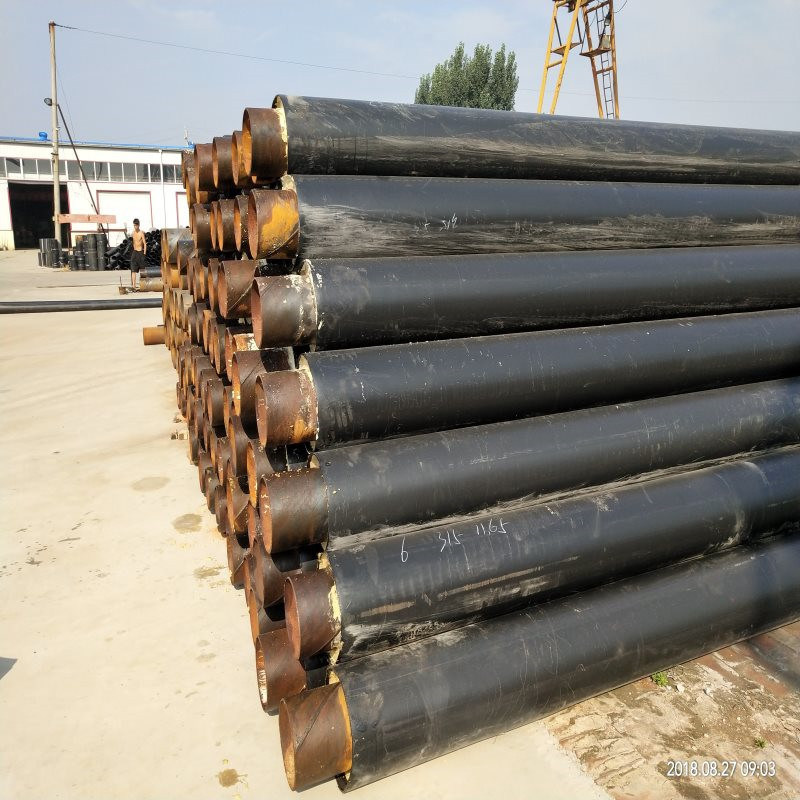 聚氨酯保温管 预制聚氨酯保温管