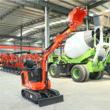 1.8吨建筑工地用小型挖掘机 山地修路用小型挖掘机