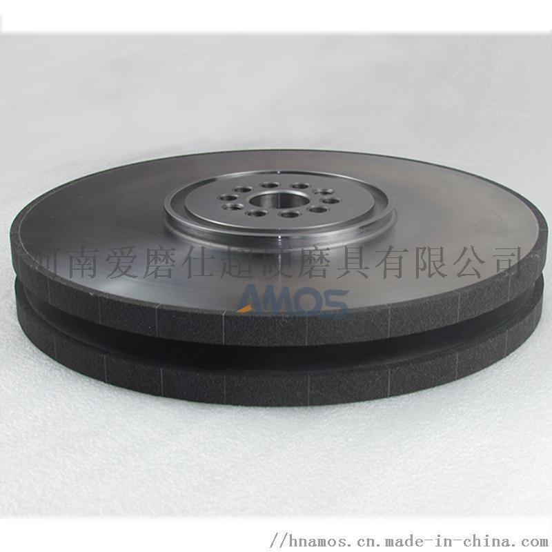 凸輪軸專用磨削砂輪,磨凸輪軸砂輪
