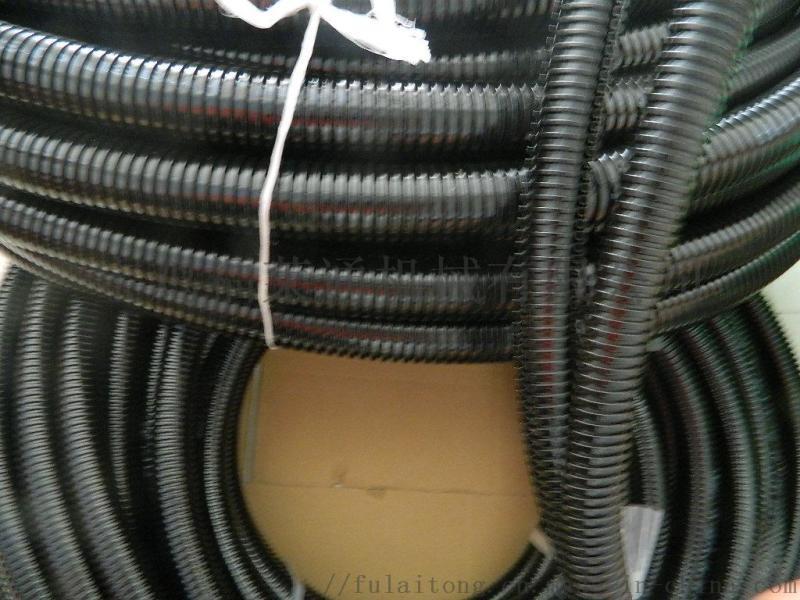 PE国标AD54.5内径48开口尼龙管