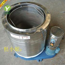 **小型脱水机 不锈钢假发甩干机 小型工业脱水机