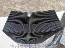 柔性三防布导轨风琴罩 焦作嵘实导轨风琴罩