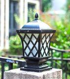 防水柱头灯饰花园别墅户外灯庭院灯围墙门柱灯室外灯