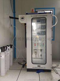 生物制气热值与硫化氢含量在线监测系统