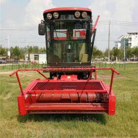 履带式青贮机 玉米收割青储机 自走式青储饲料收获机