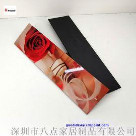 紅酒包裝木盒精美熱轉印面板廠家定制