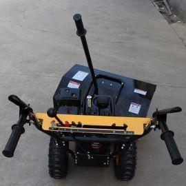 捷克生产 小型滚刷扫雪机 扫雪刷滚 环卫清雪车