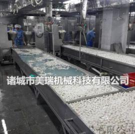 连云港鱼丸生产线,鲅鱼丸子生产线,海鲜肉丸加工设备