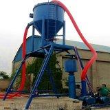 風力吸灰設備廠家遠距離輸送粉煤灰水泥自吸式裝車機