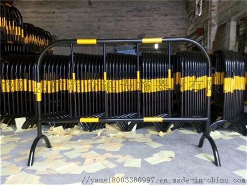 鐵馬護欄定製市政鐵馬移動鐵馬護欄