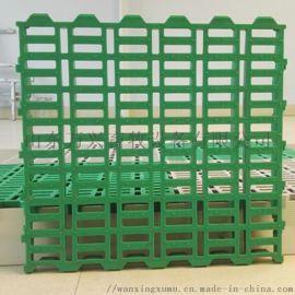 羊塑料漏粪板 羊圈用塑料垫板 羊用高架床