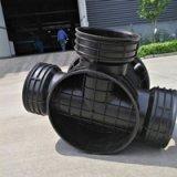HDPE污水雨水重型轻型加厚直通塑料检查井厂家