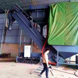 集裝箱卸灰機 粉煤灰卸集裝箱設備 無塵拆箱機