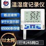 乙太網型溫溼度感測器 溫溼度監測