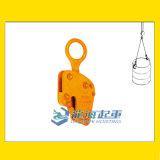 圆铁桶吊装工具, DV型圆铁桶夹具, 可垂直水平倒置
