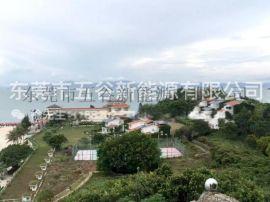 廣東東莞清溪401.22kWp太陽能光伏發電項目
