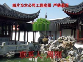 苏州别墅庭院绿化工程 私家园林景观绿化种植施工
