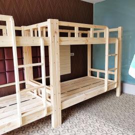 郑州**家具厂家上下床高低床双层床上下铺实木床