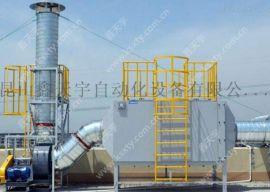 涂装生产线废气处理设备