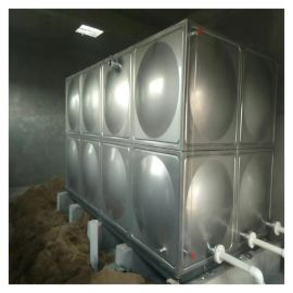保温水箱 霈凯水箱 玻璃钢装配式水箱