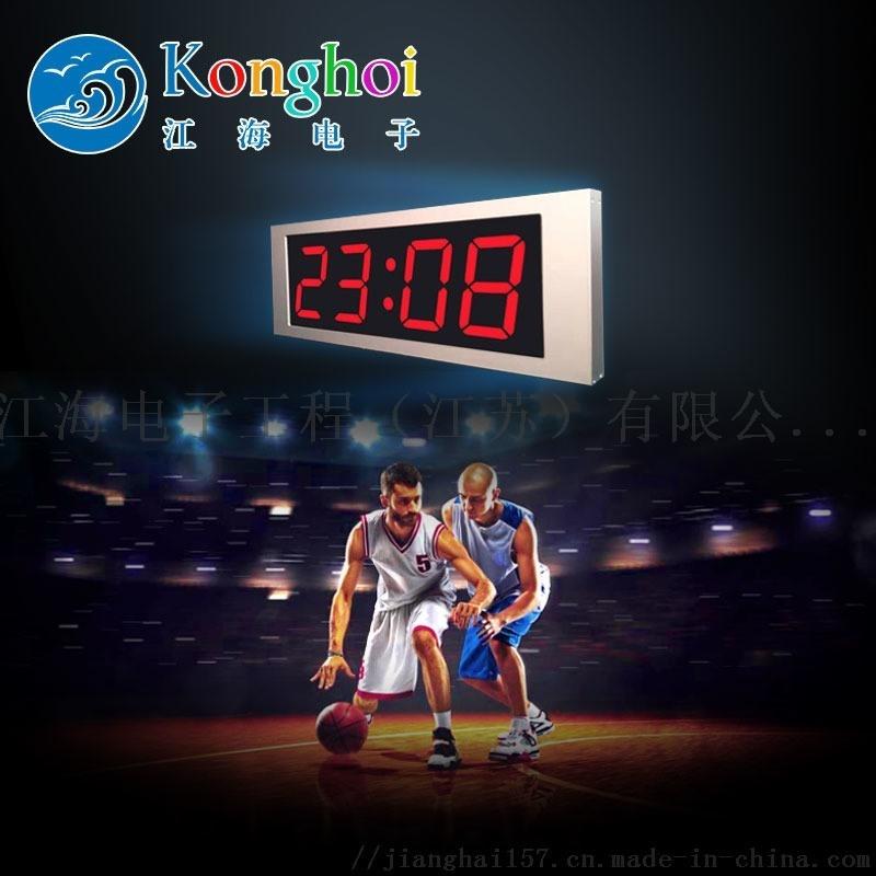 宁夏中卫直销江海标准时钟系统卫星授时标准数字子钟