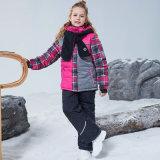 滑雪服套裝加厚保暖防風防水透溼透氣兒童棉衣褲