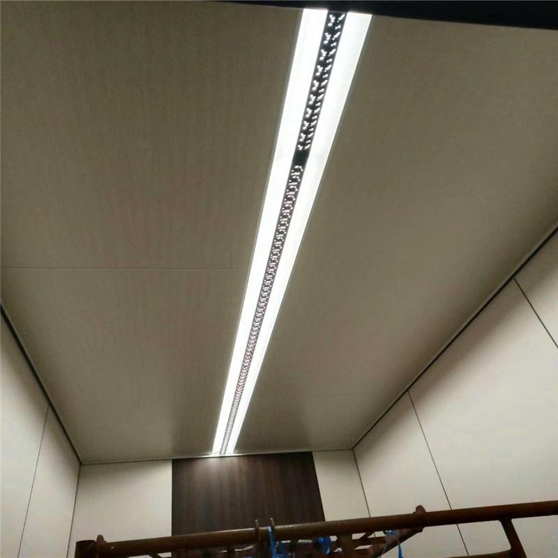 事务所吊顶铝蜂窝板   吊顶吸音铝蜂窝板