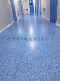 电子厂防滑耐磨PVC塑胶地板价格