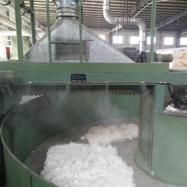 ZEDO抓棉机喷雾加湿器正岛棉纺厂清棉雾化加湿机