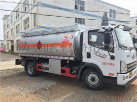 山西解放10吨油罐车厂家直销