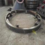 烘干机大齿轮整体式124齿16模数1.2米专用