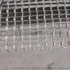 不锈钢马蹄链厂家/长城网带批发
