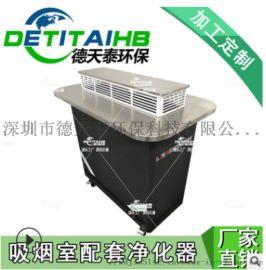 DTT-P165D分烟机定制吸烟室专用空气净化机