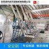 廠家供應不鏽鋼管式上料機 螺旋輸送機塑料顆粒螺旋輸送上料機