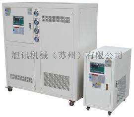 苏州风冷水冷螺杆冷水机厂家直供 旭讯机械