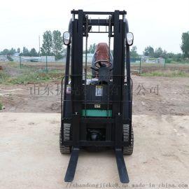 电动叉车高配 2吨高配电动叉车 捷克销售