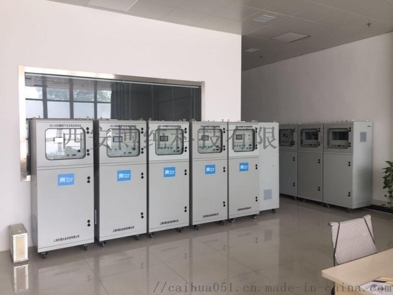 PUE-1000氧分析儀防爆型氧氣在線分析系統