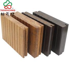 室外竹木地板_桃花江户外竹木地板,高耐防腐竹木地板