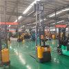 电动堆高车 岳工电动堆高车 供应半电动堆高车厂家
