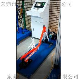 车架动态水平力疲劳试验机, 单车车架水平力耐久测试机