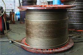 包膠鋼絲繩特殊的生產工藝,鑄就放心的品質