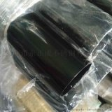 湖南镜面201不锈钢黑钛金圆管加工无指纹