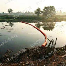 管线水上排泥便捷塑料材料浮筒产品