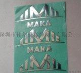 专业制作0.1mm厚金属电铸标牌,镍标,金属镍片