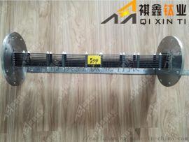 供应钌铱钛阳极组 次氯酸钠发生器用电极组200g