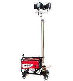 遥控升降泛光灯LED移动照明车塔消防大型应急照明